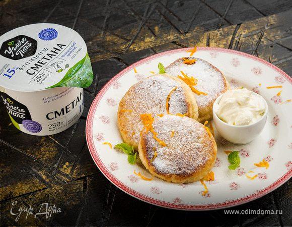 Конкурс рецептов от «Углече Поле»: молочные фантазии