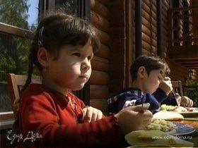 Детский пикник