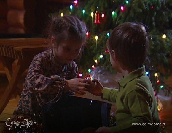 Новогодний сюрприз для детей