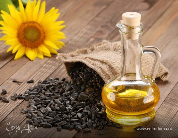 Растительное масло для жарки