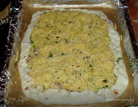 Пицца для ленивых