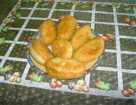 Пирожки с разной начинкой