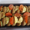 Котлеты с овощами и сыром