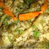 Запеканка овощная с мясом