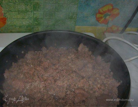 Мясная кесадилья