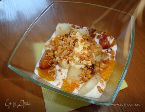 Десерт от Полинки