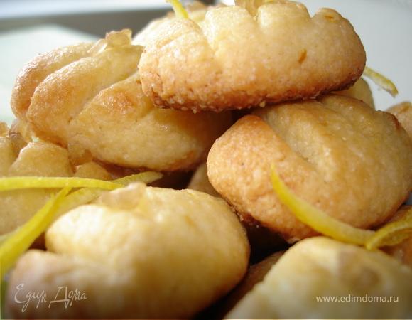 """Печенье """"Лимонные булочки"""""""