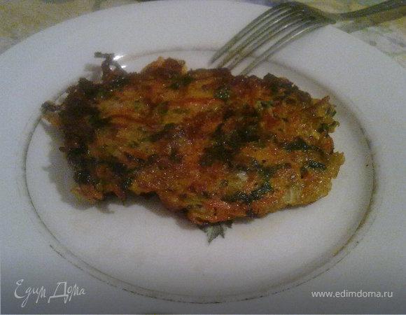 Овощные оладушки от Polinka
