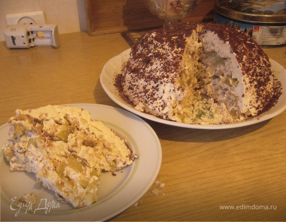 Торт резекне рецепт