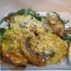 Картофельная запеканка с грибами.