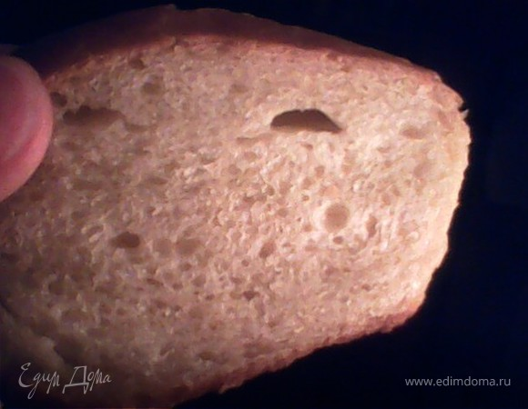 """Хлеб тостовый """"Ванильный крем"""""""