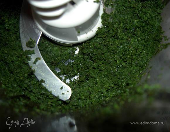 """Коктейль """"Зеленая радость!"""