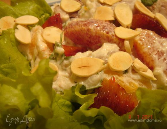 салат из копченой скумбрии и риса рецепты