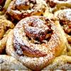 Орехово-медовые розы