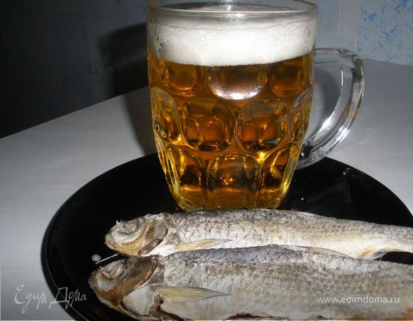 Таранька (соленая рыбка к пиву) ;)