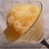 Цитрусовый лед