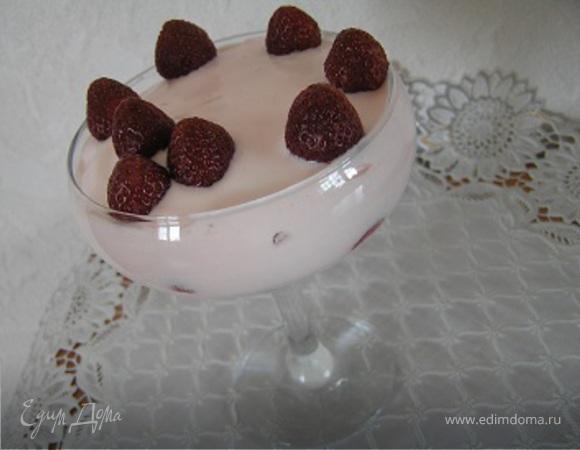 Земляничный десерт