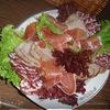 Ростбиф средней прожарки из телятины в горчичном маринаде