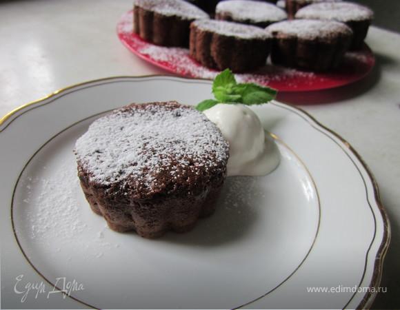 Шоколад в шоколаде (обед в итальянском стиле № 2)