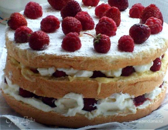 Просто вкусный торт