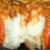 Влажные коричные булочки в яблочной карамели