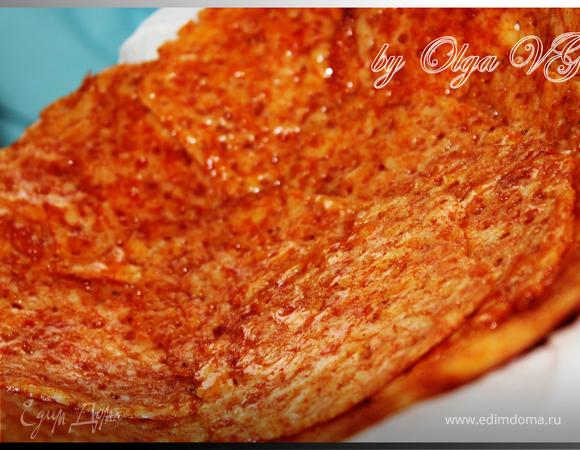 Сырные ОЛАДУШКИ (А может быть и чипсы?)
