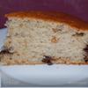 Банановый пирог с орехами и шоколадом
