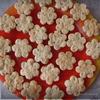 Печенье с миндалем и изюмом