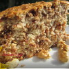 Абрикосово-ореховый бисквит