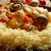 Жаркое из курицы в сливочном соусе