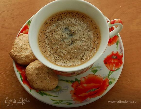 Кокосово-ореховое печенье