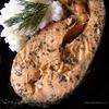 Форель в соусе терияки с базиликом
