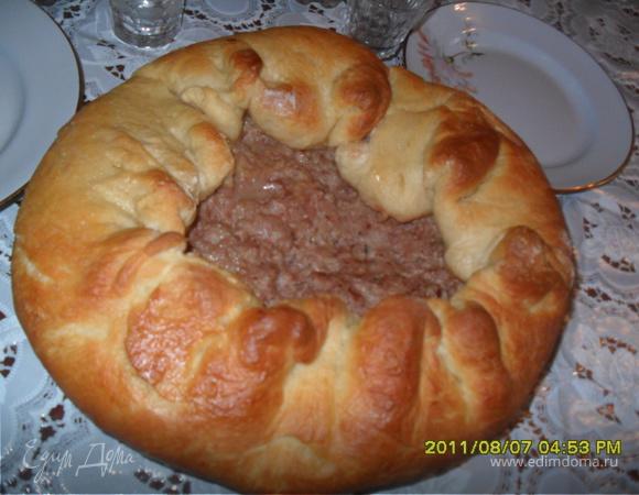 Осетинские пироги