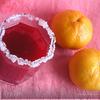 Клюквенно-мандариновый морс