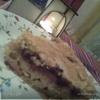 Пирог бананово-яблочный.