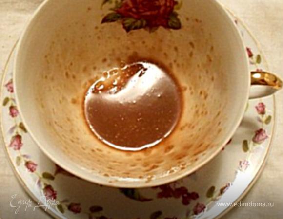 Горячий шоколад или какао с геркулесом