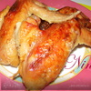 Куриные крылышки в сырном маринаде