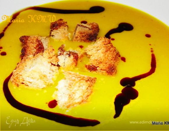 тыквенный суп пюре рецепт от юлии высоцкой