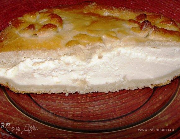 Quarkkuchen (творожный пирог)