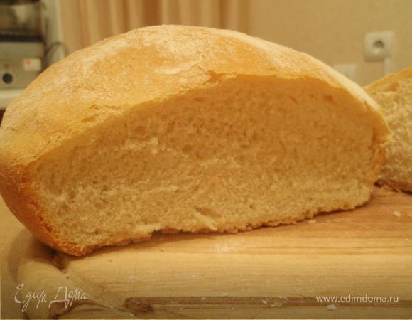 Белый домашний хлеб