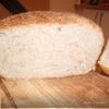 Домашний хлеб с цельнозерновой мукой