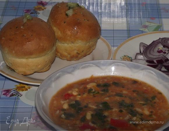 Бобовая похлебка- сытная еда чабанов