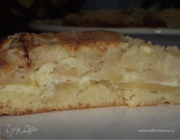 Яблочный пирог-экспресс