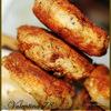Рубленные рыбные котлеты +рецепт соуса.