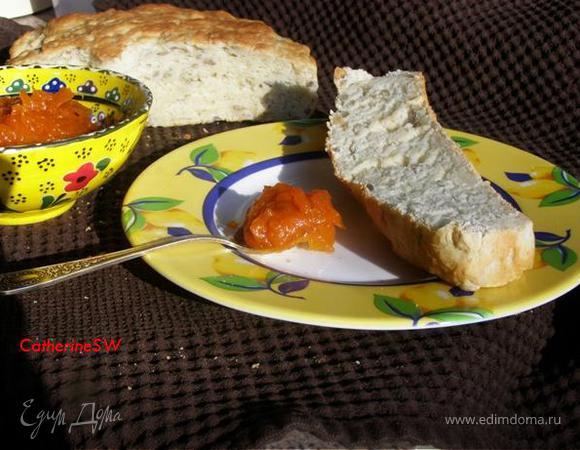 Творожный хлеб с семенами подсолнечника