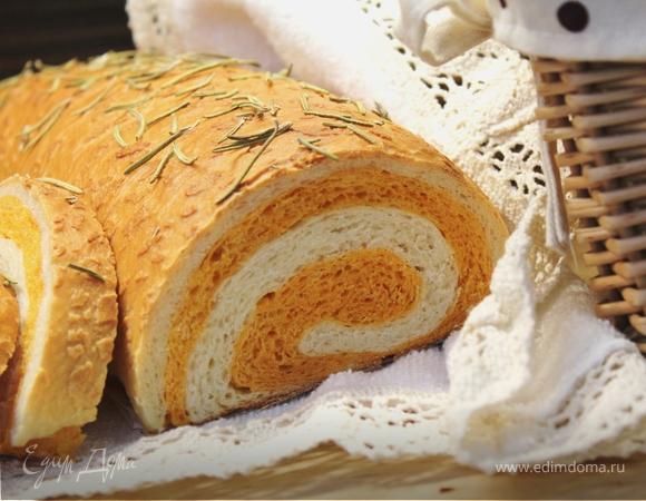 Хлеб с томатом