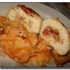 Запеченая рулька с картофельными клецками и тушеной капустой