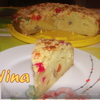 Сочный Американский сметанный пирог