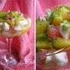 Фруктовый салат с лаймом