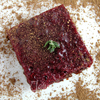 Нежный ягодный десерт